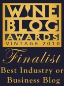 2010 Wine Blog Awards Badge