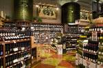 Nugget Markets Wine Section