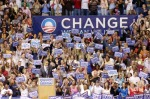 North Carolina Rally for Barrack Obamaa