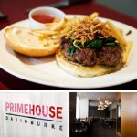 Gourmet Burger from David Burke's Primehouse