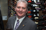 Brad Dixon, Senior Sommelier at Bern's Steak House