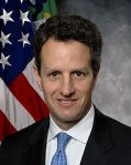 Timoth Geithner, Obama Treasury Secretary