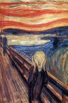 1893 Edvard Munch, The Scream