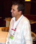 Paul Mabray at the 2009 Wine Bloggers Conference